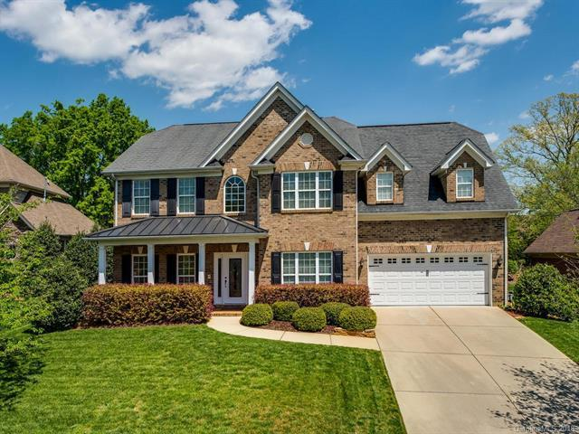 2002 Simmon Tree Court, Indian Trail, NC 28079 (#3383793) :: Robert Greene Real Estate, Inc.