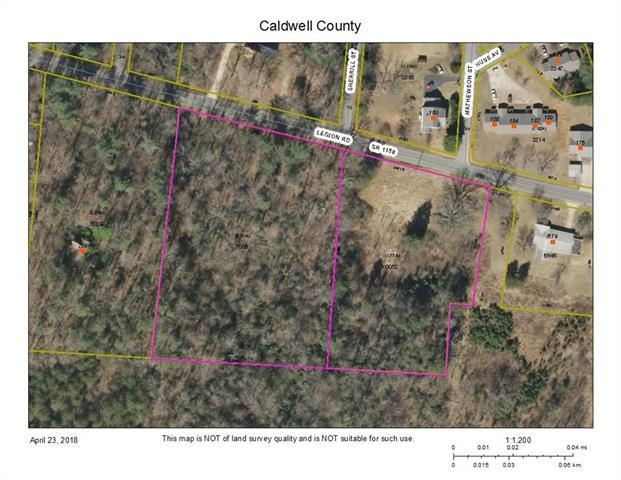 0000 Legion Road, Hudson, NC 28638 (#3383801) :: Odell Realty Group