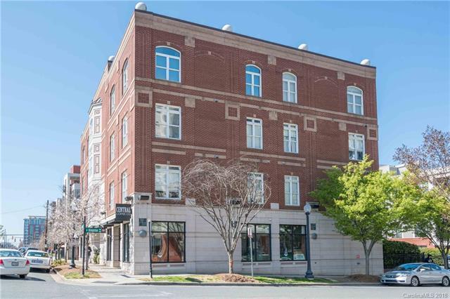 1700 Camden Road #201, Charlotte, NC 28203 (#3383825) :: Homes Charlotte