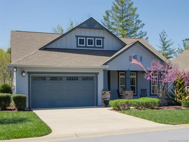31 Creekwalk Lane, Hendersonville, NC 28792 (#3383841) :: RE/MAX Four Seasons Realty