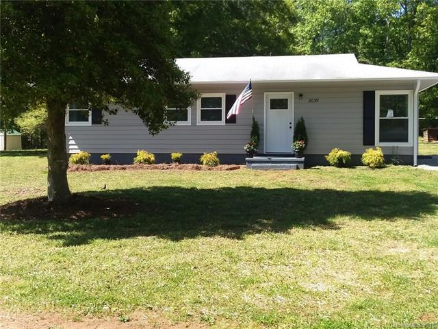 2039 Lithia Springs Road 8/Pt 9, Lincolnton, NC 28092 (#3383871) :: Cloninger Properties