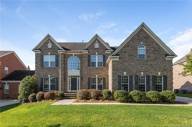 7605 Berryfield Court, Waxhaw, NC 28173 (#3383945) :: Miller Realty Group