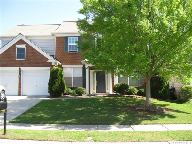 2006 Arbor Crest Court #7, Charlotte, NC 28262 (#3384021) :: Leigh Brown and Associates with RE/MAX Executive Realty