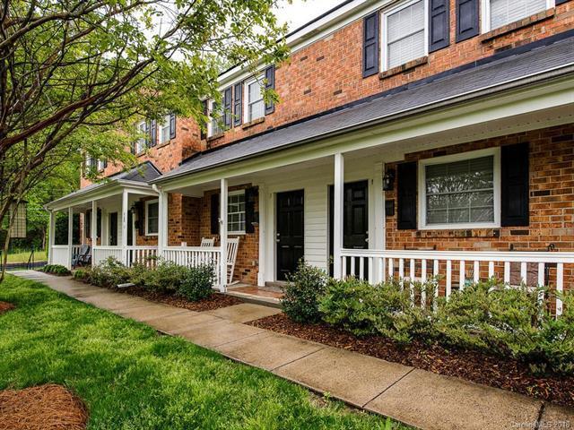 1218 Green Oaks Lane J, Charlotte, NC 28205 (#3384024) :: MECA Realty, LLC