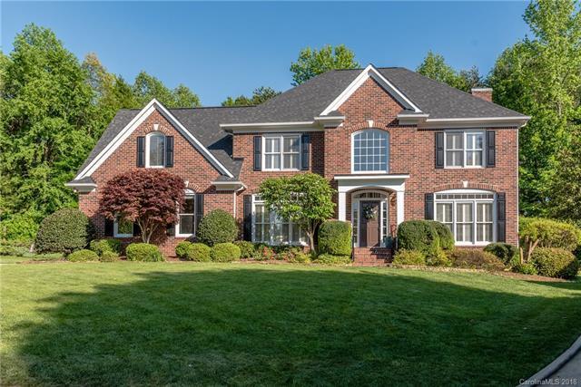 3700 Basking Ridge Court, Matthews, NC 28105 (#3384051) :: Robert Greene Real Estate, Inc.