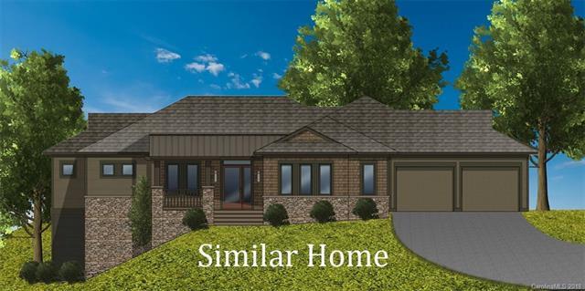 18 Hawks Pointe Lane, Weaverville, NC 28787 (#3384064) :: High Performance Real Estate Advisors