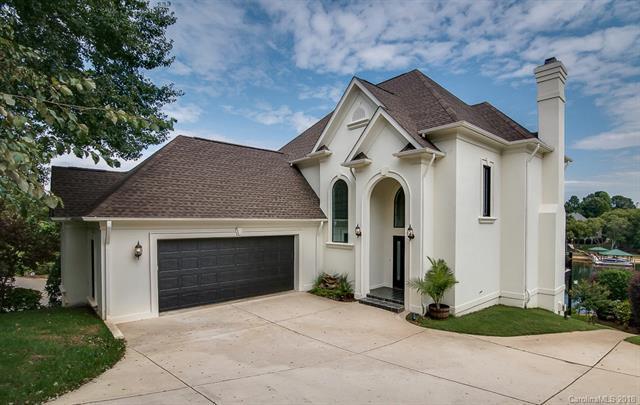 17819 Peninsula Club Drive N, Cornelius, NC 28031 (#3384074) :: LePage Johnson Realty Group, LLC