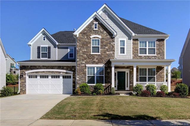 113 Heron Cove Loop, Mooresville, NC 28117 (#3384122) :: High Performance Real Estate Advisors
