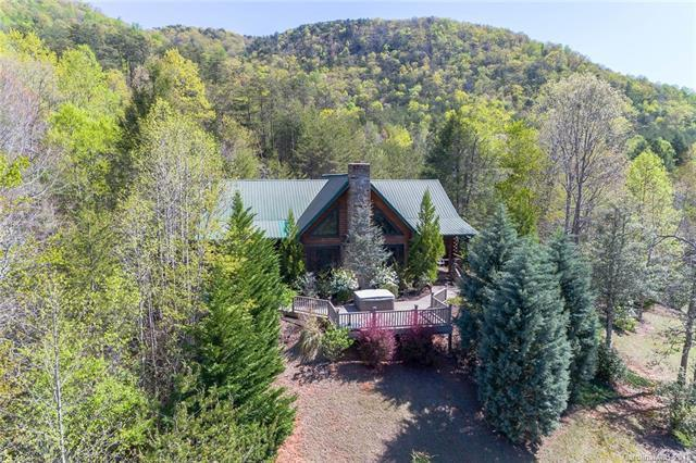 2140 Cedar Creek Road, Lake Lure, NC 28746 (MLS #3384327) :: RE/MAX Journey