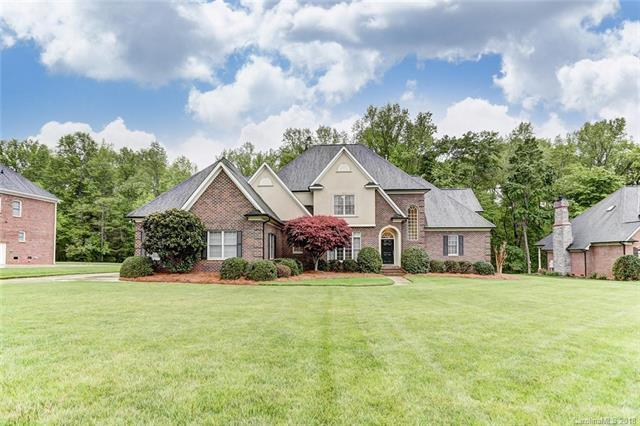 3903 Mourning Dove Drive #9, Matthews, NC 28104 (#3384329) :: Scarlett Real Estate