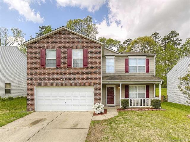 9307 Swallow Tail Lane #45, Charlotte, NC 28269 (#3384424) :: The Ramsey Group