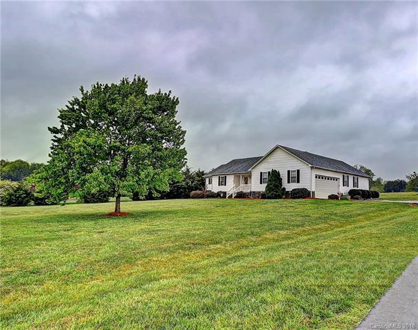 5056 Deer Run Drive, Crouse, NC 28033 (#3384480) :: High Performance Real Estate Advisors
