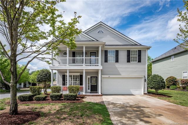 128 Morrocroft Lane, Mooresville, NC 28117 (#3384490) :: Robert Greene Real Estate, Inc.