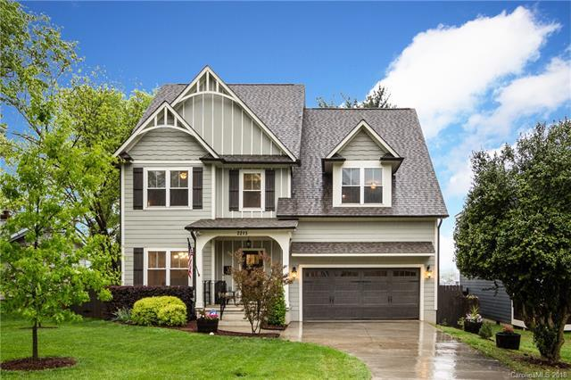 2215 Yadkin Avenue, Charlotte, NC 28205 (#3384546) :: Robert Greene Real Estate, Inc.