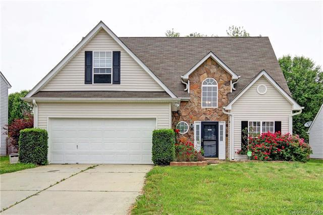 4953 Hathwyck Court NW, Concord, NC 28027 (#3384547) :: The Sarver Group