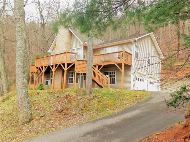 514 Poplar Trail, Barnardsville, NC 28709 (#3384582) :: Puffer Properties