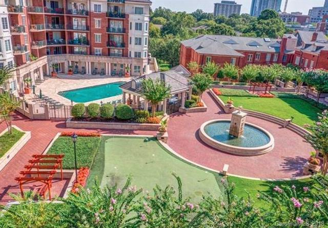300 5th Street #439, Charlotte, NC 28202 (#3384607) :: Miller Realty Group