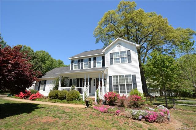 880 Cress School Road, Salisbury, NC 28147 (#3384654) :: Robert Greene Real Estate, Inc.