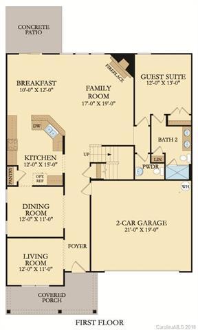 11206 Grenfell Avenue #27, Huntersville, NC 28078 (#3384663) :: Charlotte's Finest Properties