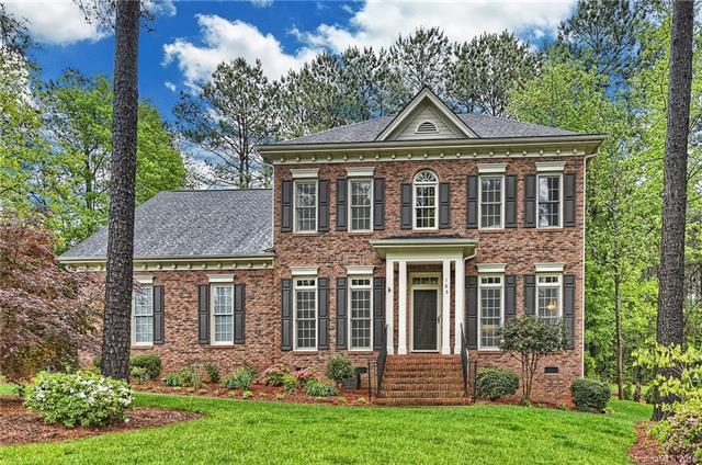 105 Morrows Ridge Lane, Mooresville, NC 28117 (#3384718) :: LePage Johnson Realty Group, LLC