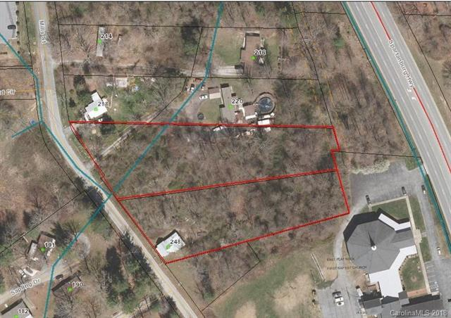 248 Mills Street, East Flat Rock, NC 28726 (#3384738) :: RE/MAX Four Seasons Realty