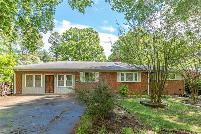 3519 Country Club Drive, Charlotte, NC 28205 (#3384752) :: Robert Greene Real Estate, Inc.