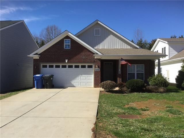 114 Aberdeen Drive #6, Troutman, NC 28166 (#3384765) :: LePage Johnson Realty Group, LLC