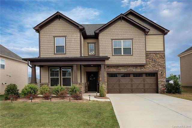 127 Eagles Landing Drive, Mooresville, NC 28117 (#3384800) :: High Performance Real Estate Advisors