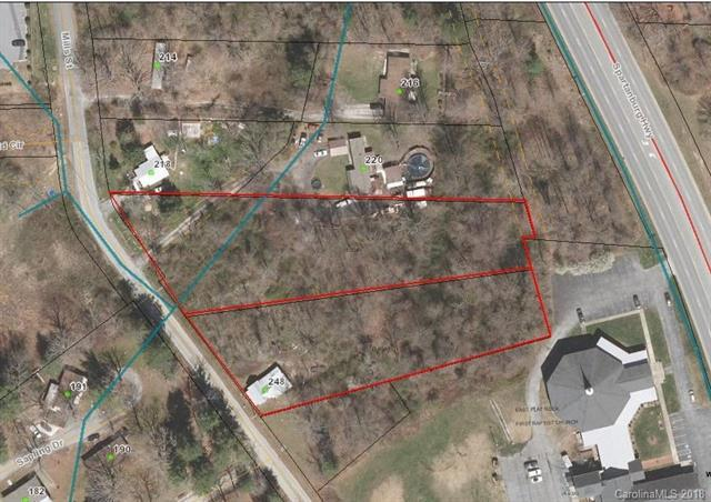 248 Mills Street, East Flat Rock, NC 28726 (#3384850) :: RE/MAX Four Seasons Realty