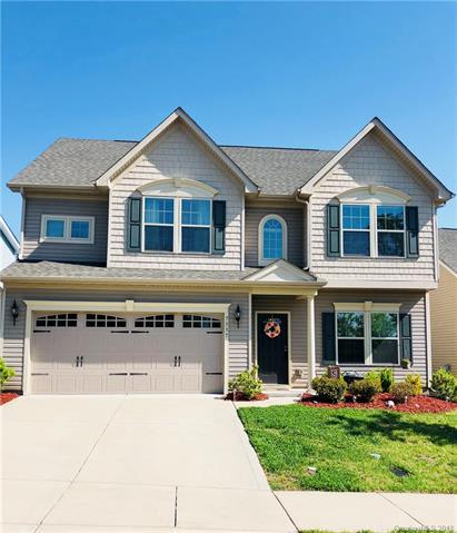 7337 Elbens Lane, Concord, NC 28025 (#3384857) :: High Performance Real Estate Advisors