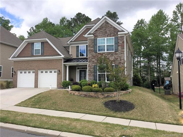 4828 Pepper Drive #7, Harrisburg, NC 28075 (#3384865) :: Exit Mountain Realty