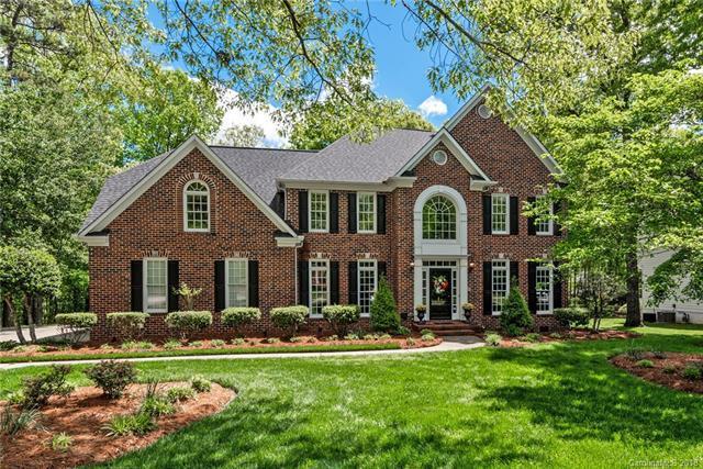 2910 Providence Hills Drive, Matthews, NC 28105 (#3384866) :: Scarlett Real Estate