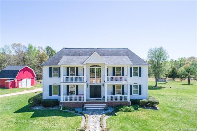 9780 Unity Church Road, Mooresville, NC 28115 (#3384878) :: LePage Johnson Realty Group, LLC