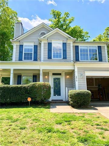 2810 Chalgrove Lane #3, Charlotte, NC 28216 (#3384902) :: LePage Johnson Realty Group, LLC