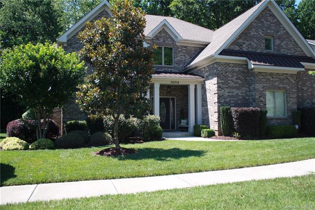 16216 Autumn Cove Lane #12, Huntersville, NC 28078 (#3384946) :: LePage Johnson Realty Group, LLC