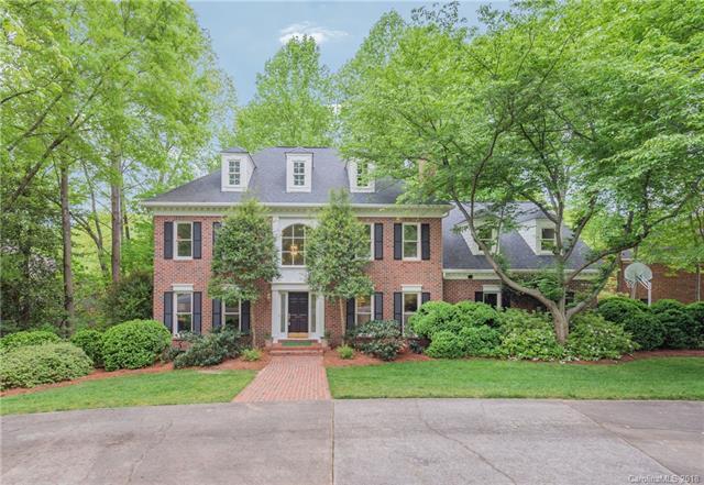 6600 Wynfaire Lane, Charlotte, NC 28210 (#3385078) :: Exit Realty Vistas