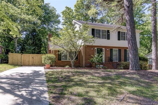 2438 Knickerbocker Drive #10, Charlotte, NC 28212 (#3385132) :: LePage Johnson Realty Group, LLC