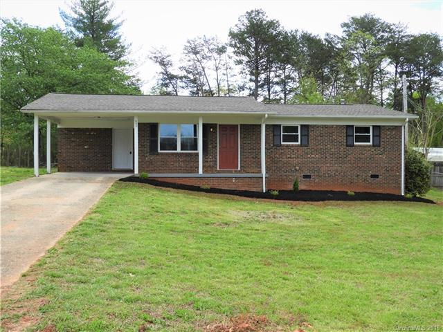 540 Old Wagy Road, Forest City, NC 28043 (MLS #3385137) :: RE/MAX Journey