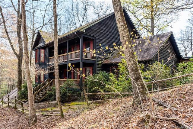 212 Still Branch Road, Brevard, NC 28712 (#3385153) :: Exit Mountain Realty
