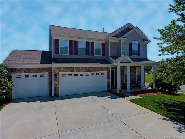5631 Verrazano Drive, Waxhaw, NC 28173 (#3385157) :: LePage Johnson Realty Group, LLC