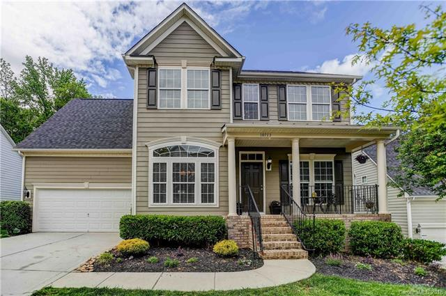 10713 Drake Hill Drive, Huntersville, NC 28078 (#3385263) :: LePage Johnson Realty Group, LLC