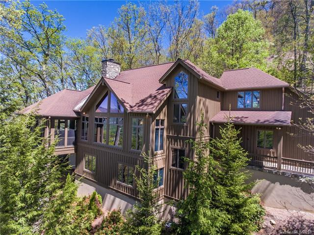 351 Weatherwatch Lane, Waynesville, NC 28786 (#3385370) :: Rinehart Realty