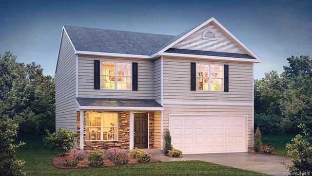 5325 Park Brook Drive Lot 12, Charlotte, NC 28269 (#3385602) :: Robert Greene Real Estate, Inc.