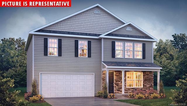 5418 Park Brook Drive Lot 13, Charlotte, NC 28269 (#3385731) :: Robert Greene Real Estate, Inc.