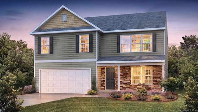 2815 Tancor Drive Lot 18, Charlotte, NC 28269 (#3385753) :: Robert Greene Real Estate, Inc.