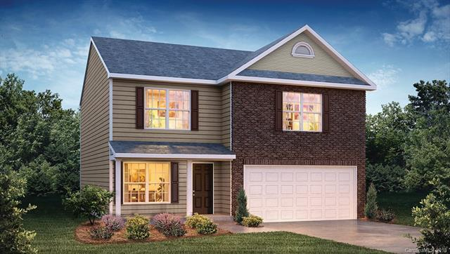 2806 Tancor Court Lot 21, Charlotte, NC 28269 (#3385771) :: Stephen Cooley Real Estate Group