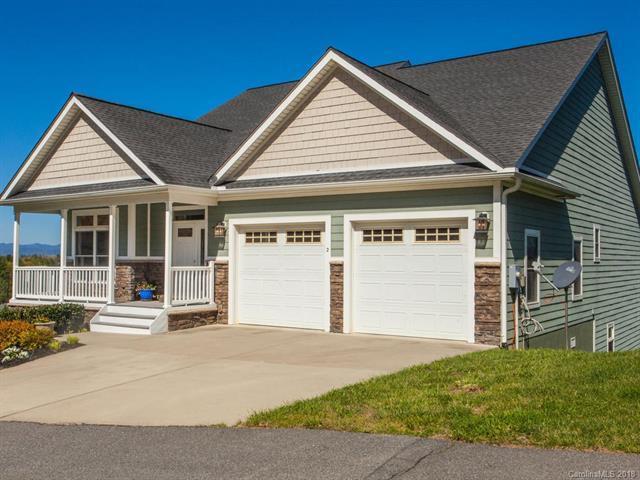 2 Brilliant Sunset Lane, Weaverville, NC 28787 (#3386074) :: Odell Realty Group