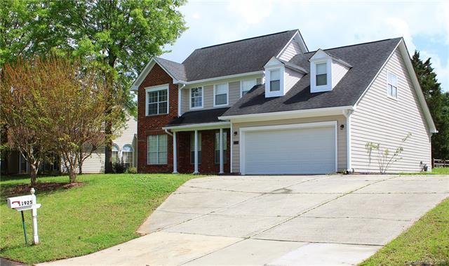 11925 Hookston Lane, Charlotte, NC 28273 (#3386100) :: High Performance Real Estate Advisors
