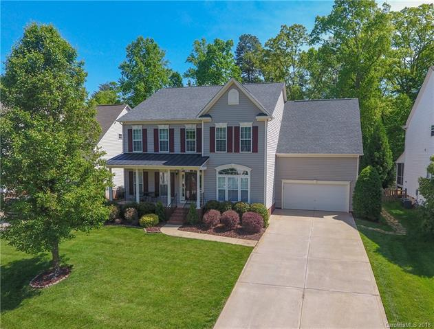 158 Crimson Orchard Drive, Mooresville, NC 28115 (#3386151) :: Roby Realty