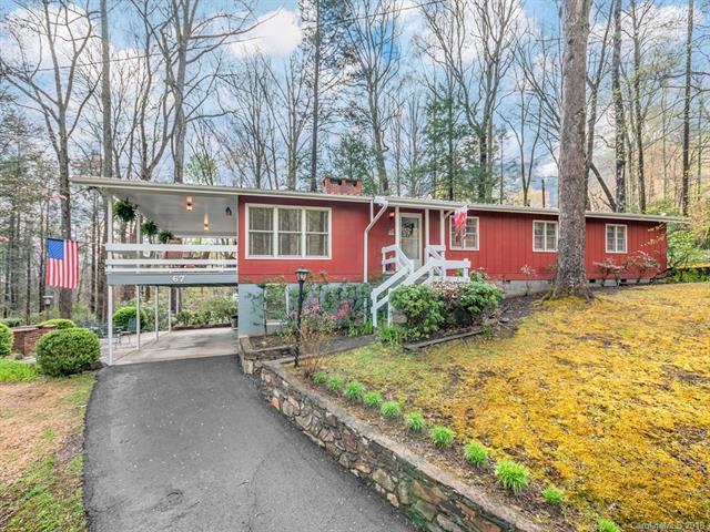 67 Reuben Branch Road, Maggie Valley, NC 28751 (#3386161) :: Robert Greene Real Estate, Inc.
